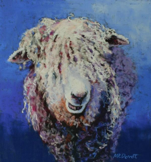 Dreadlocks Sheep