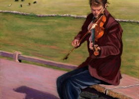 Irish Fiddler