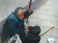 Chinese Street Musician