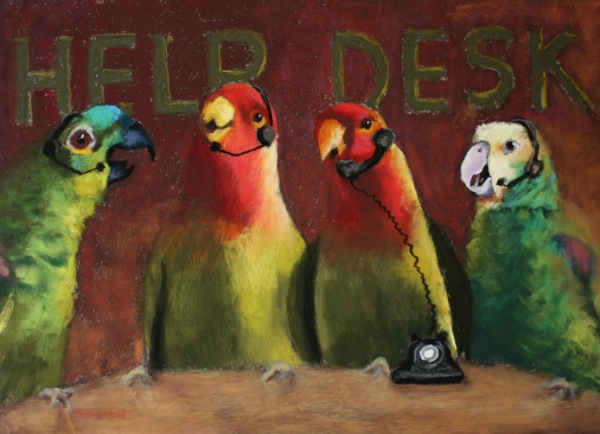 4 Calling Birds Resized