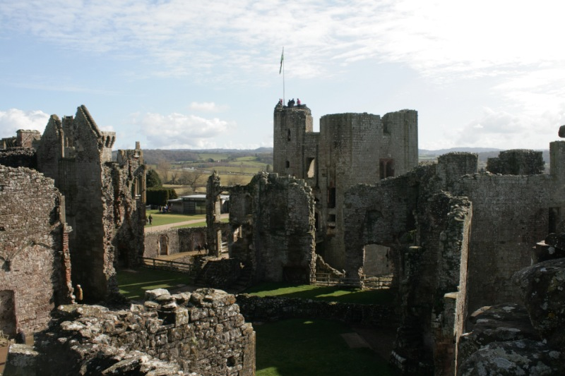 2014-03-01 Raglan Castle 10 Resized