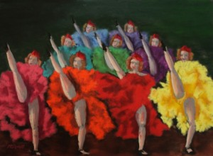 9 Ladies Dancing Resized