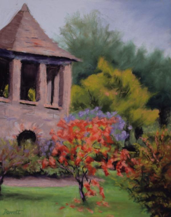 Wyndcliffe Court Gardens  1